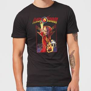Flash Gordon Retro Movie Men's T-Shirt - Black