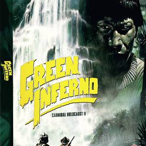 The Green Inferno Aka Cannibal Holocaust 2