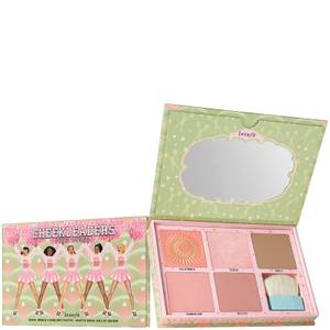 benefit Cheekleaders Pink Squad Palette (Worth £127.50)