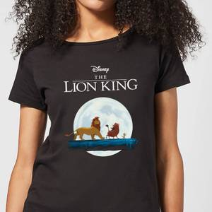 The Lion King Hakuna Matata Women's T-Shirt - Black