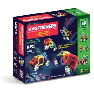 Magformers WOW Set – 16 Stücke