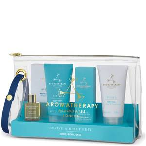 Aromatherapy Associates Revive and Reset Edit (Worth $64)