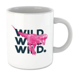 Wild Dinosaur Mug