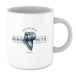 Dinomite Mug