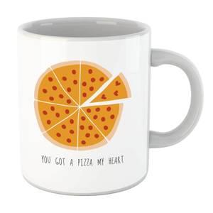 You Got A Pizza My Heart Mug