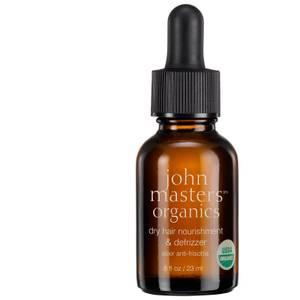 John Masters Organics Dry Hair Nourishment and Defrizzer 23ml