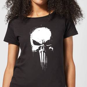 Marvel Punisher Women's T-Shirt - Black