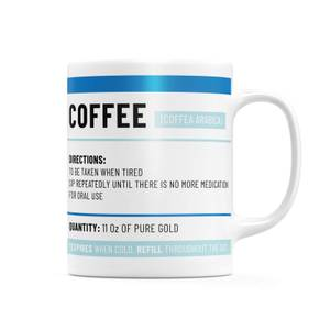 Daily Dose Coffee Mug