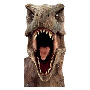 Tyrannosaurus Rex (T-Rex) Dinosaur Stand-In Carboard Cut Out