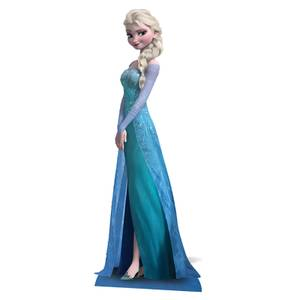 Disney Frozen Elsa Mini Cardboard Cut Out
