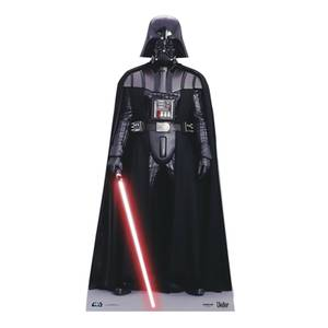 Star Wars - Darth Vader Mini Cardboard Cut Out