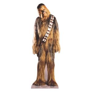 Star Wars - Chewbacca Mini Cardboard Cut Out