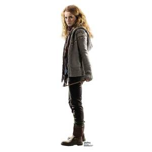 Harry Potter - Hermione Granger Mini Cardboard Cut Out