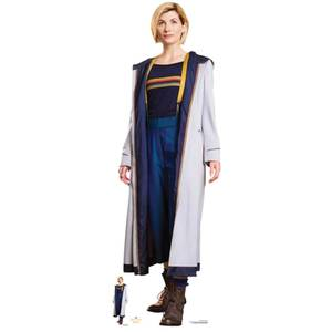 Doctor Who - 13th Doctor (Jodie Whittaker) Lifesize Cardboard Cut Out