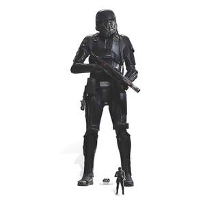 Star Wars: Rogue One - Deathtrooper Lifesize Cardboard Cut Out