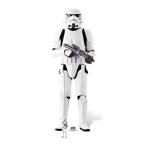 Star Wars: Rogue One - Imperial Stormtrooper Lifesize Cardboard Cut Out