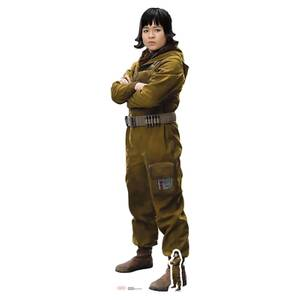 Star Wars: The Last Jedi - Rose Tico Lifesize Cardboard Cut Out