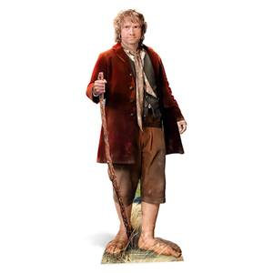 The Hobbit - Bilbo Baggins Lifesize Cardboard Cut Out