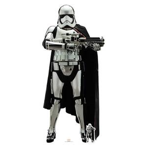 Star Wars: The Last Jedi - Captain Phasma Lifesize Cardboard Cut Out