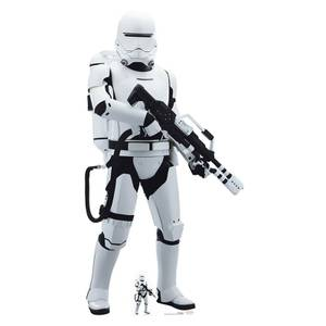 Star Wars: The Last Jedi - Flametrooper Lifesize Cardboard Cut Out