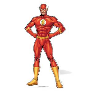 DC Comics - The Flash Lifesized Cardboard Cut Out