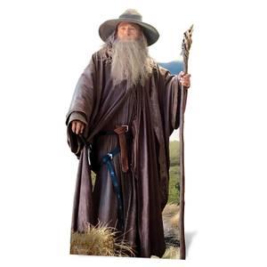 The Hobbit - Gandalf Lifesized Cardboard Cut Out