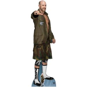 WWE - Cesaro Lifesize Cardboard Cut Out