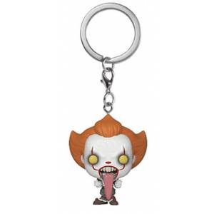 IT Chapter 2 Pennywise Funhouse Pocket Pop! Keychain