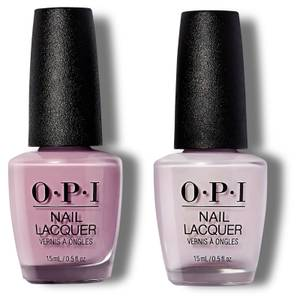 Opi Nail Lacquer -'7 Wonders Of Opi' & 'Frenchie Likes To Kiss?'