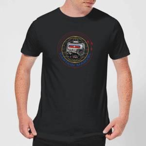 Captain Marvel Pager Men's T-Shirt - Black