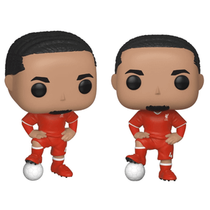 Liverpool - Virgil van Dijk Football Funko Pop! Vinyl