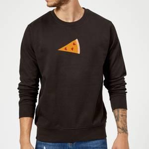 Pizza Part Sweatshirt - Black