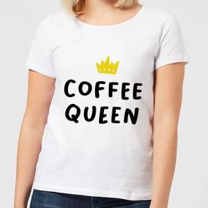 Coffee Queen Women's T-Shirt - White