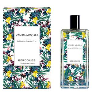 Berdoues Vanira Moorea Eau de Parfum 100ml