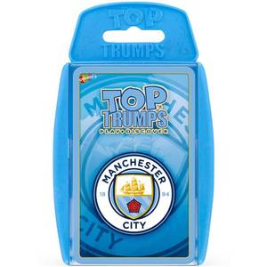 Top Trumps Card Game - Manchester City F.C Edition