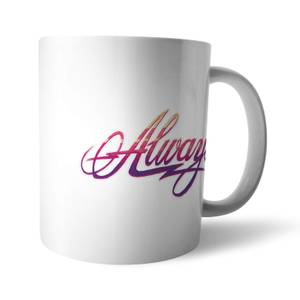 Harry Potter Always Mug