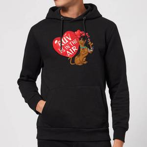 Scooby Doo Ruv Is In The Air Hoodie - Black