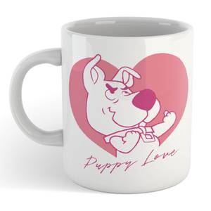 Scooby Doo Puppy Love Mug