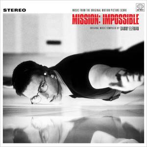 Mondo – Mission Impossible (musique de la bande-son originale du film) Double LP
