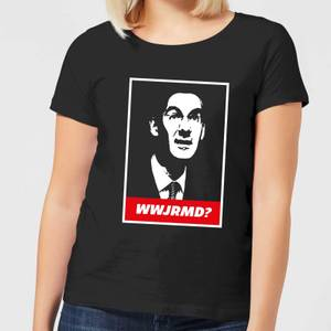 WWJRMD? Women's T-Shirt - Black
