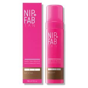 NIP+FAB Faux Tan Mousse 150ml - Mocha