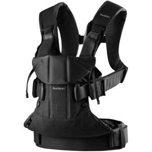 BABYBJÖRN Baby One Carrier - Black