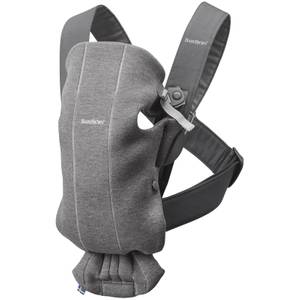 BABYBJÖRN Baby Mini Carrier - Dark Grey