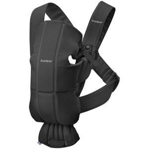 BABYBJÖRN Baby Mini Carrier - Black