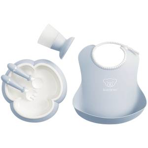 BABYBJÖRN Baby Dinner Set - Powder Blue