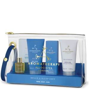 Aromatherapy Associates Relax and Sleep Edit (Worth $64)