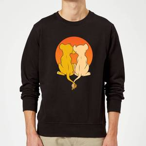 Disney Lion King We Are One Sweatshirt - Black