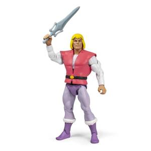 Super7 Masters of the Universe Classics Action Figure Club Grayskull Wave 4 Prince Adam 18 cm