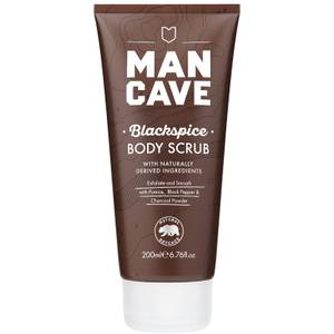 ManCave Blackspice Body Scrub 200ml