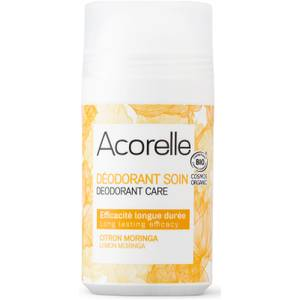 Acorelle Care Lemon Moringa Roller Ball Deodorant